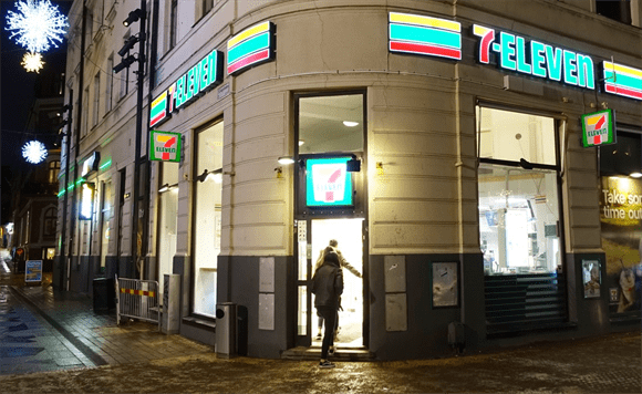 400 dagligvarebutikker i Sverige
